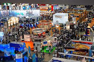Fair - A trade fair for the travel industry
