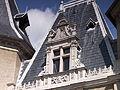 2008 08050210 - Gołuchów - zespół zamkowy - zamek - detale architektoniczne.JPG