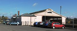 2009 at Frome station - west end.jpg