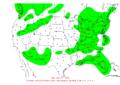 2010-08-22 24-hr Precipitation Map NOAA.png