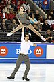 2010 Canadian Championships Pairs - Jessica Dubé - Bryce Davison - 9129a.jpg