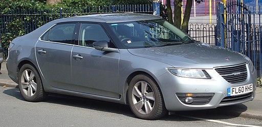 2010 Saab 9-5 Vector SE TID4 (13485835985)