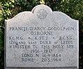 2012-09-09 Grave of Francis Osborne Rome revised.jpg