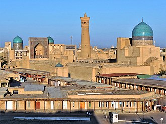 Bukhara - Image: 2012 Bukhara 7515821196