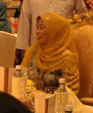 Sultanah Haminah - Sultanah Haminah at an event in Kuala Lumpur.