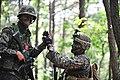 2014.6.13. 해병대 제2사단 한미해병대 보병연합전술훈련 - 13rd. June. 2014. ROK-US Marine Exercise Program(Infantry tactics) (14263056098).jpg