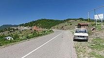 2014 Górski Karabach, Widoki z drogi pomiędzy wsią Wank a klasztorem Gandzasar (03).jpg