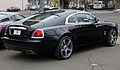 2014 Rolls-Royce Wraith, diamond black rR.jpg