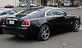 2014 Rolls-Royce Wraith, diamond black rR.jpg