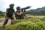 2015.9.11. 해병대 1사단-공용화기사격 11th Sep. 2015. ROK 1st Marine Division - a crew served weapon shooting (21410678708).jpg
