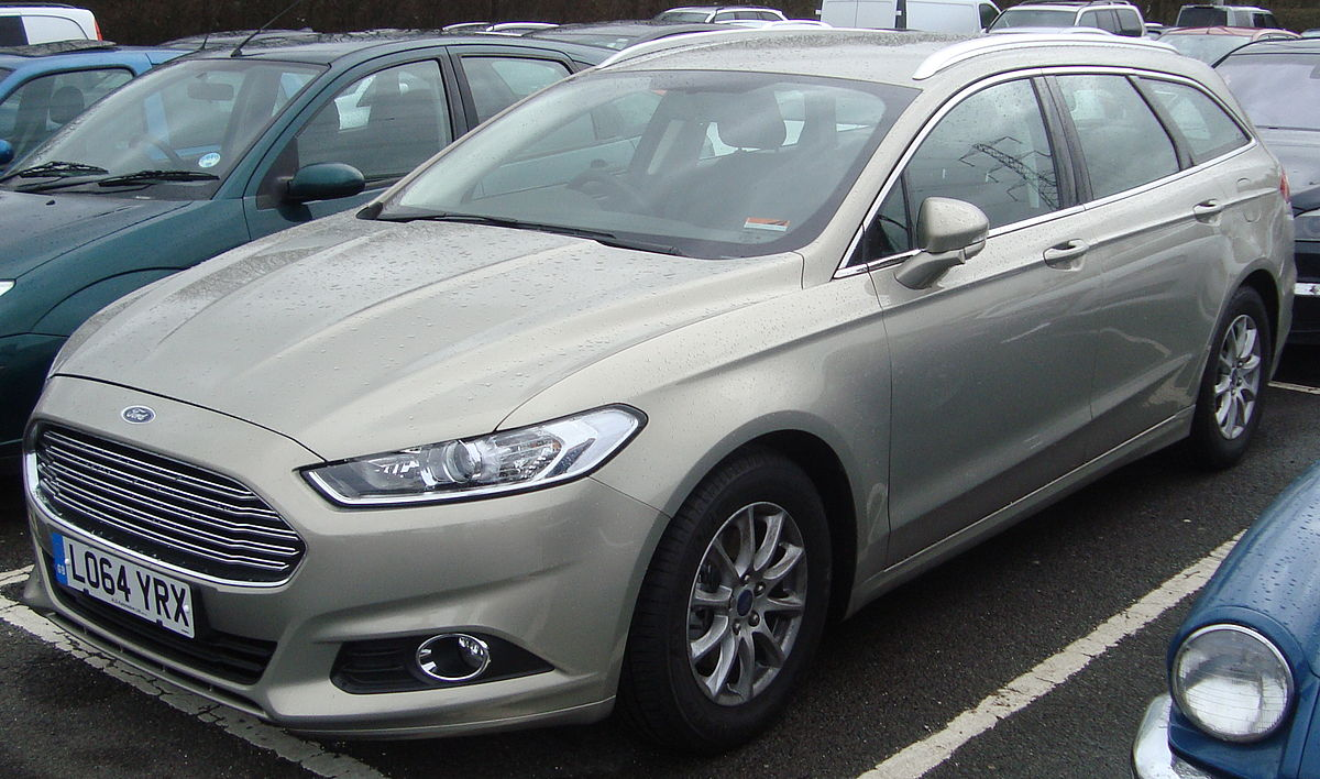 Ford Focus 2013 >> Ford Mondeo - Wikipedia