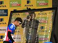 2015 Tour of Britain stage 6 - 194 Owain Doull signing in.JPG