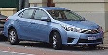 Toyota Corolla E170 Wikipedia