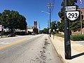 2017-06-26 09 53 13 View south along Virginia State Route 293 (Main Street) at Ridge Street in Danville, Virginia.jpg