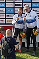 2017-08-19 UEC Derny European Championships Radrennbahn Hannover 182459.jpg