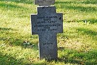 2017-09-28 GuentherZ Wien11 Zentralfriedhof Gruppe97 Soldatenfriedhof Wien (Zweiter Weltkrieg) (085).jpg