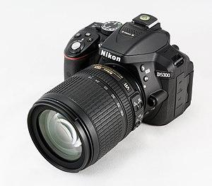 Nikon D5300 - Image: 2017 Nikon D5300