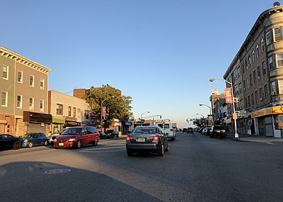 Mount Pleasant, Newark, New Jersey