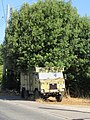 2018-07-24 Land rover with an Afro, Cromer road, Trimingham.JPG