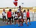 2018-08-07 World Rowing Junior Championships (Opening Ceremony) by Sandro Halank–097.jpg