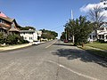 2018-10-04 10 57 20 View north along Ocean County Route 627 (Central Avenue) just north of River Avenue in Island Heights, Ocean County, New Jersey.jpg