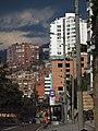 2018 Bogotá vista carrera 7 con calle 78.jpg