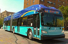 Select Bus Service Wikipedia