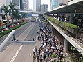 2019-10-04 Central Protest on Connaught Road Central near Exchange Square (2).jpg