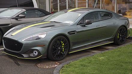 Aston Martin Rapide Wikiwand