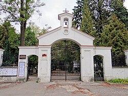 220913 Old Roman Catholic Cemetery in Piotrków Trybunalski - 01.jpg