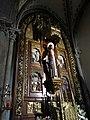 248 Església nova de Santo Tomás de Canterbury (Sabugo, Avilés), retaule del Sagrat Cor.jpg