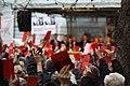 25. výročí Sametové revoluce na Albertově v Praze 2014 (28).JPG