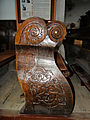 250513 Benches in the church of St. Florian in Koprzywnica - 03.jpg