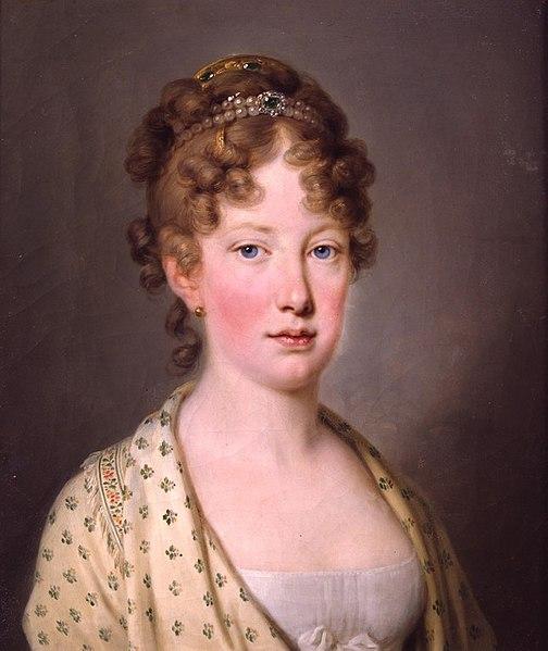 Ficheiro:29- Imperatriz rainha D. Leopoldina.jpg