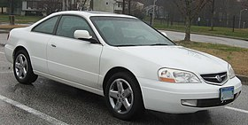 acura cl wikipedia