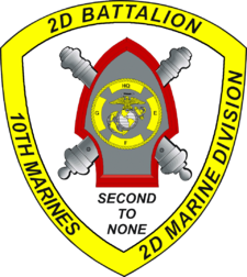 2nd Battalion 10th Marines Logo.png