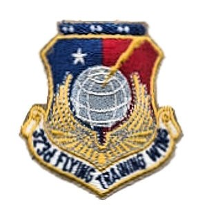 323d Air Expeditionary Wing - Emblem of the 323d Flying Training Wing