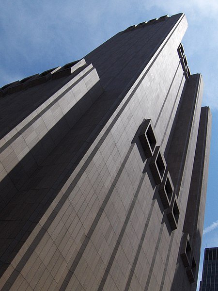 Long Lines Building 33 Thomas Street Rascacielos sin ventanas NSA