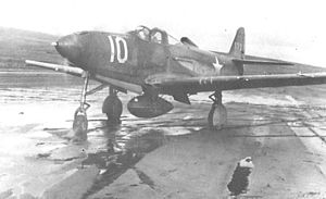 57th Fighter-Interceptor Squadron - P-39 of the 54th Fighter Group in Alaska