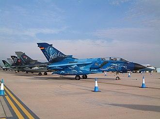 Taktisches Luftwaffengeschwader 31 - Image: 4431 Tornado (5699261627) (2)