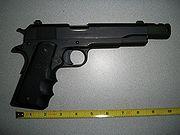 460Rowland M1911