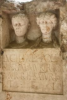 Lucilia (gens) families from Ancient Rome who shared Lucilius nomen