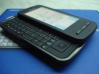 Nokia C6-00 mobile phone