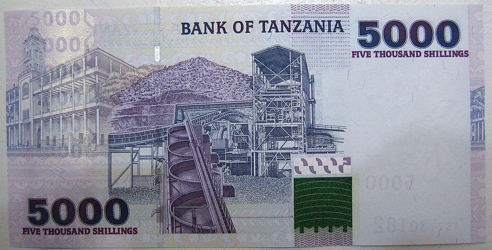 Tanzanian Shilling Eanswers