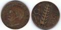 5 centesimi di Lira - Regno d'Italia - 1921 02.png