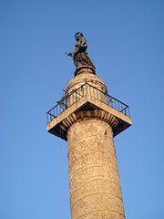 7963 - Roma - Colonna traianea - San Pietro - Foto Giovanni Dall'Orto, 6-Apr-2008.jpg