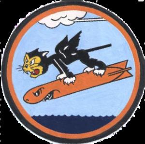 863d Bombardment Squadron - Emblem of the 863d Bombardment Squadron