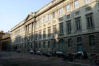 8859 - Milano - P.za Belgiojoso - Palazzo Belgiojoso - Foto Giovanni Dall'Orto - 14-Apr-2007.jpg