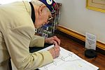 89-year-old WWII vet honors fallen comrade in France 140602-A-GM630-005.jpg