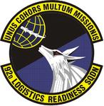 92 Logistics Readiness Sq emblem.png